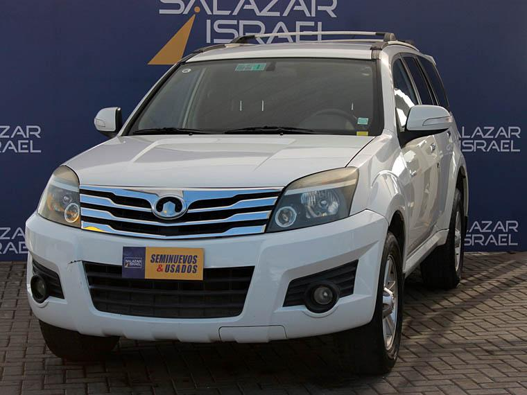 GREAT WALL HAVAL 3 HAVAL H3 LE 2.0 2013 2013