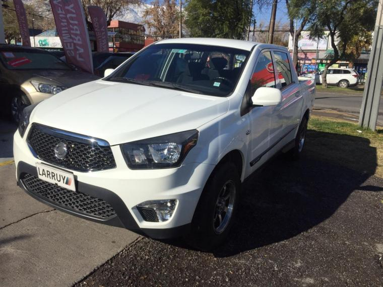 SSANGYONG ACTYON SPORT 2014