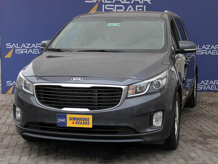 KIA GRAND CARNIVAL   EX 2.2 AT 2017 2017
