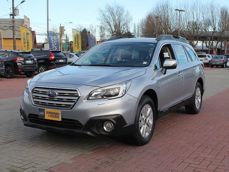 SUBARU OUTBACK ALL NEW OUTBACK DYNAMIC AWD 2.5 AUT 2016