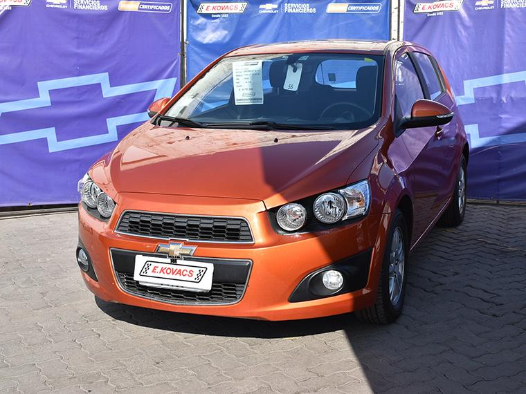 CHEVROLET SONIC LT HB AC AT 2016