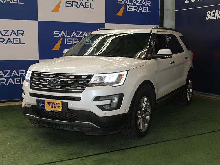 FORD EXPLORER EXPLORER LTD 4X4 2.3 2017