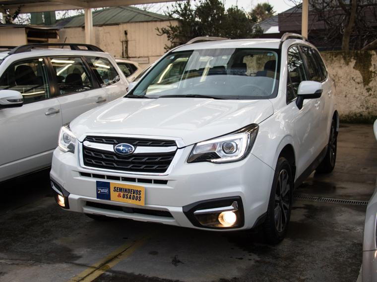 SUBARU FORESTER FORESTER SIDRIVE AWD 2.5I AUT 2018