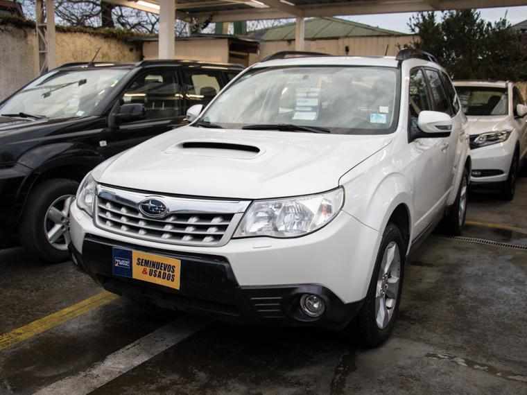 SUBARU FORESTER FORESTER 2 XT TURBO AWD 2.5 AUT 2013