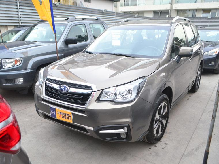 SUBARU FORESTER ALL NEW FORESTER 2.0 4X4 2018 2018