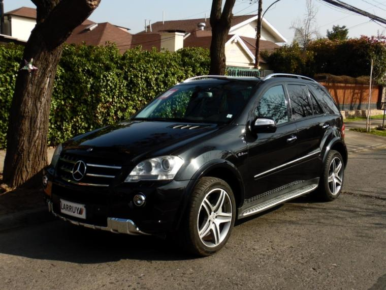 MERCEDES BENZ ML 63  2011