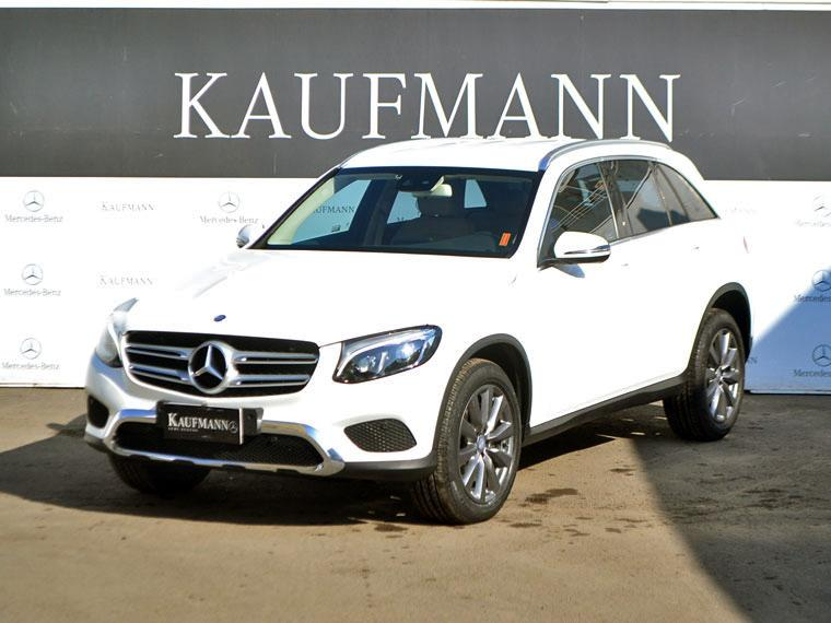 MERCEDES BENZ GLC 220 D 4MATIC 2016