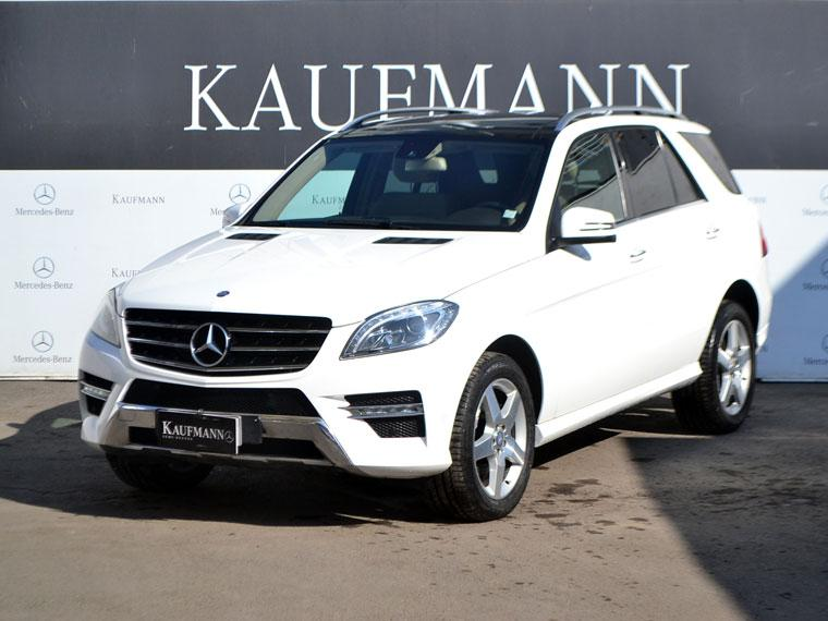 MERCEDES BENZ ML 400 4MATIC 2015