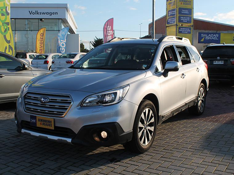 SUBARU OUTBACK ALL NEW OUTBACK AWD 2.5 AUT 2016