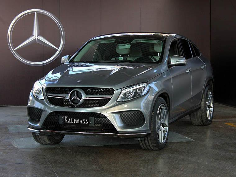 MERCEDES BENZ GLE 350 D COUPE 2017