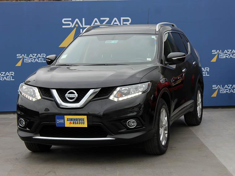 NISSAN X-TRAIL X TRAIL ADVANCE 2.5 AUT 2015