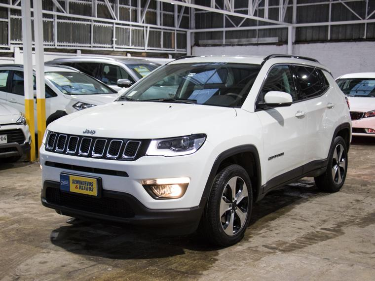 JEEP COMPASS ALL NEW COMPASS LONGITUDE 2.4 AUT 2019