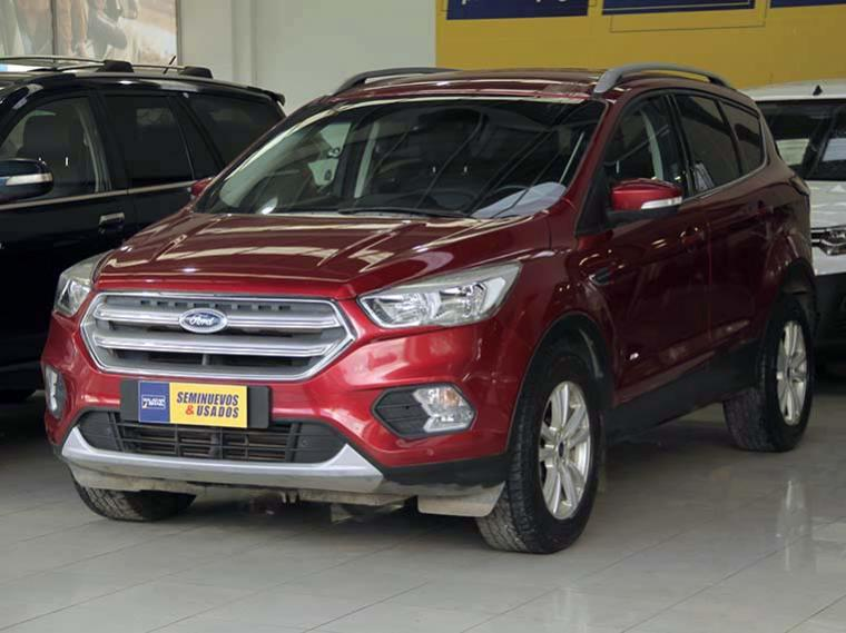 FORD ESCAPE ESCAPE 4X4 2.0 AUT 2018 2018