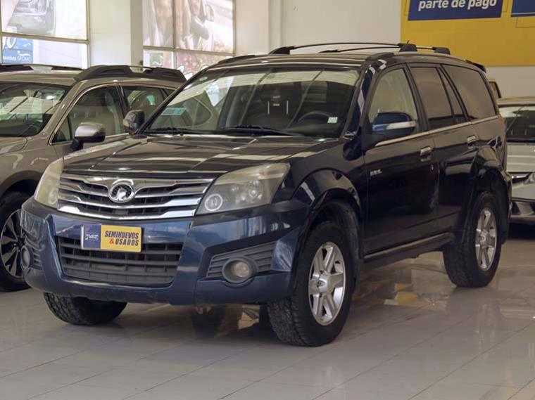 GREAT WALL HAVAL 3 HAVAL H3 2.0 LE PLUS 4WD MT 5P 2012 2012