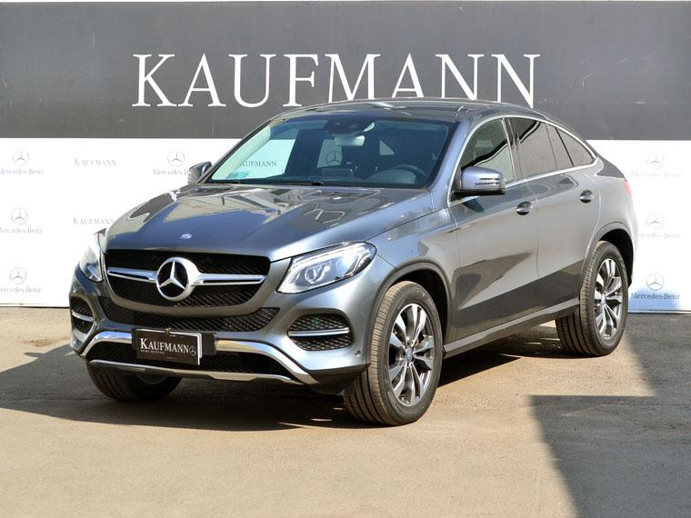 MERCEDES BENZ GLE 400 COUPE SPORT 4MATIC 2017