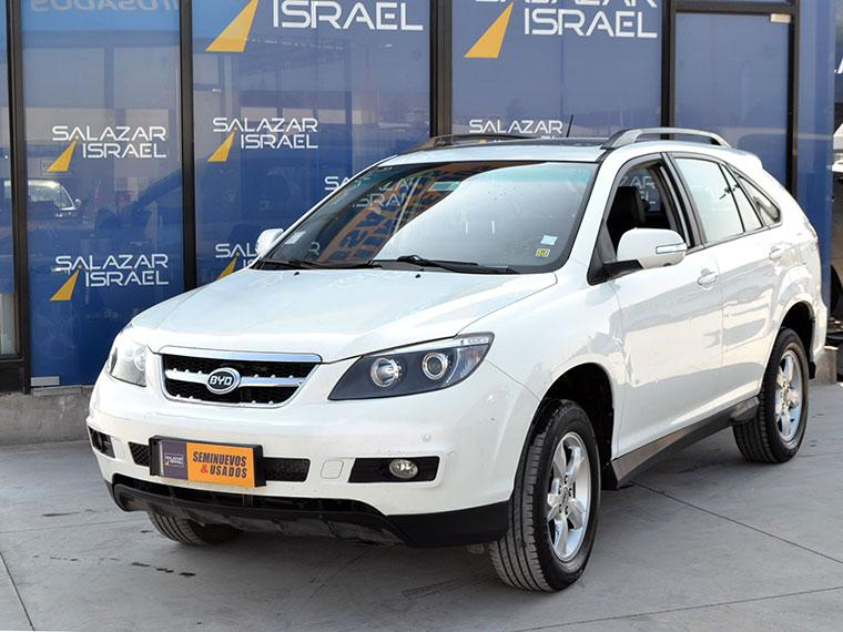 BYD S6 S6 2.4L GS-I EURO5 MT 5P 2015 2015