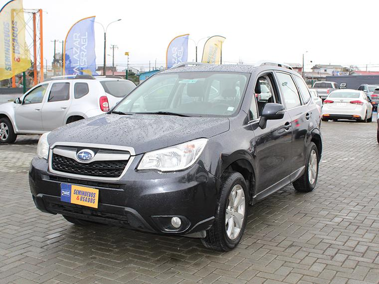 SUBARU FORESTER ALL N FORESTER DYNAMIC AWD 2.5 AUT 2014