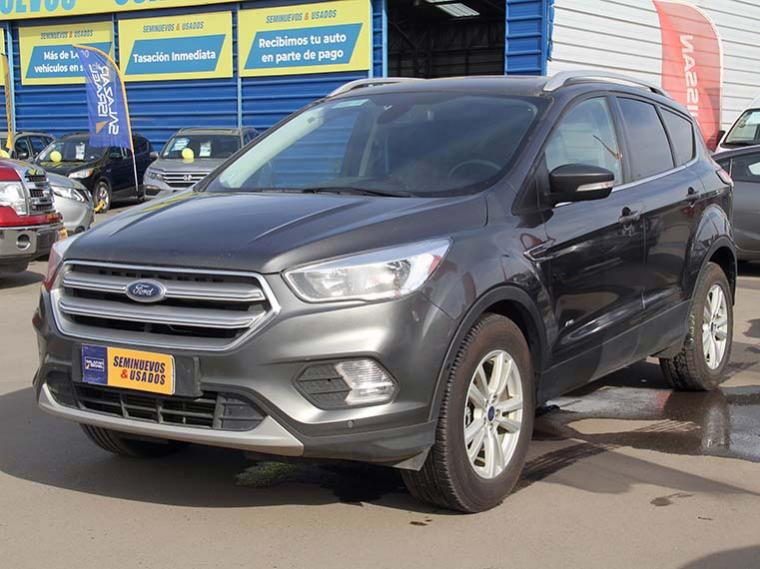 FORD ESCAPE NEW ESCAPE 4X4 2.0 AUT 2018 2018
