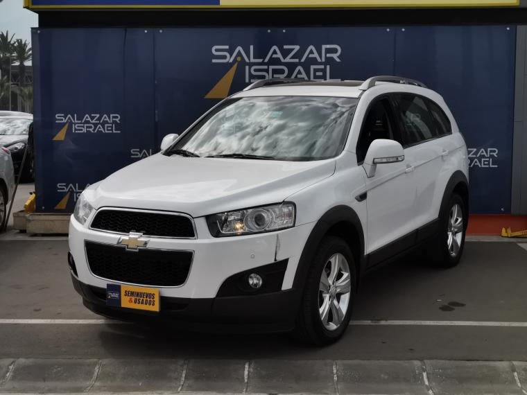 CHEVROLET CAPTIVA CAPTIVA III LT FULL AWD 2.4 AT 2013