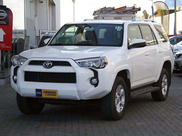 TOYOTA 4RUNNER 4RUNNER 4.0 AT 4X4 SR5 EV 2018