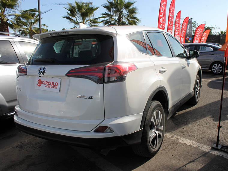 TOYOTA RAV4  LUJO 2.0 AT 4X2 2017