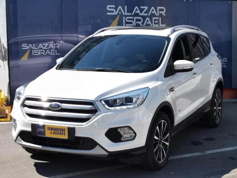 FORD ESCAPE ESCAPE 6F35 4X4 2.0 AUT 2019