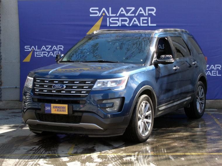FORD EXPLORER EXPLORER LTD 2.3 AUT 2018