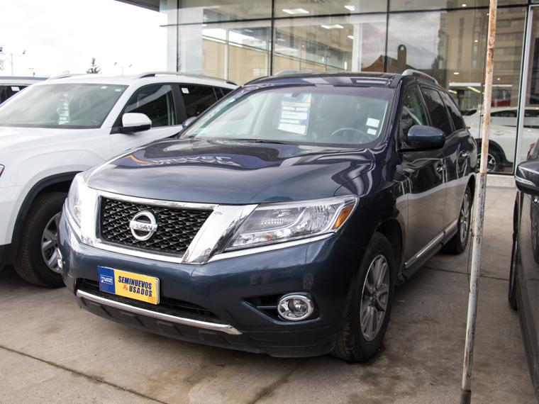 NISSAN PATHFINDER PATHFINDER ADVANCE 3.5 AUT 2016