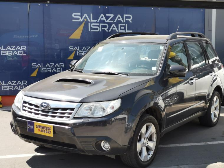 SUBARU FORESTER FORESTER 2 XT TURBO AWD 2.5 AT 2012