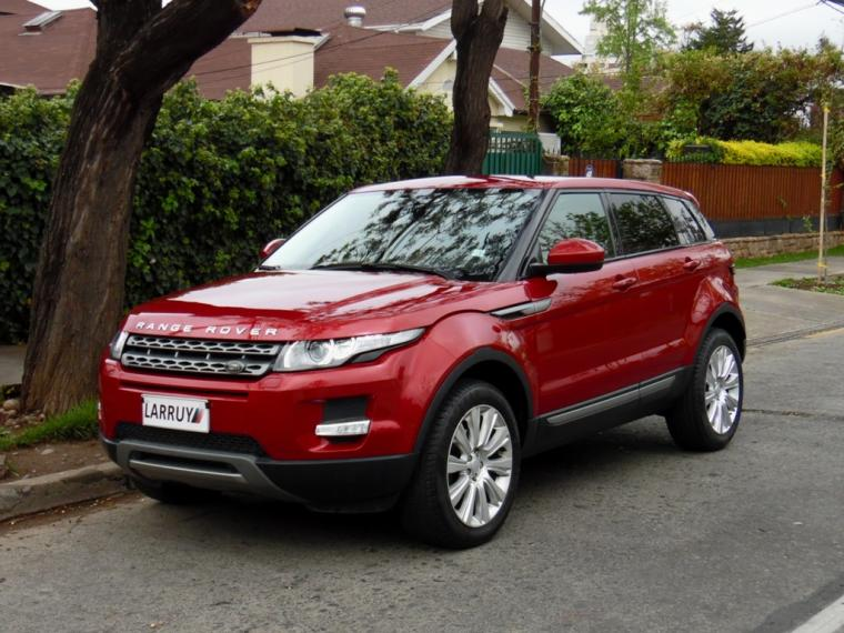 LAND ROVER EVOQUE  2015