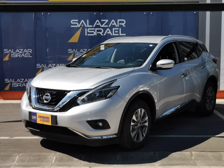 NISSAN MURANO NEW MURANO ADVANCE 3.5 CVT 4WD 2019