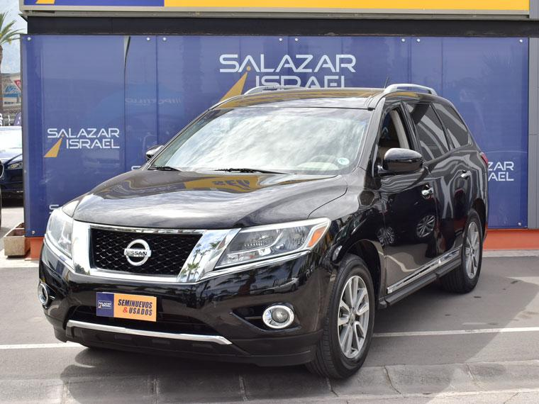 NISSAN PATHFINDER PATHFINDER ADVANCE 3.5 AUT 2015