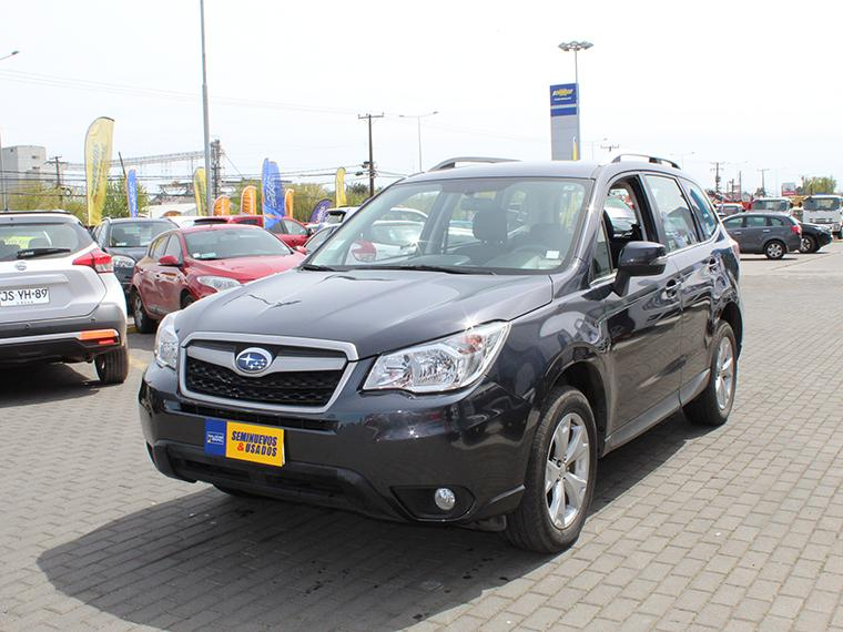 SUBARU FORESTER FORESTER XS AWD 2.0 AUT 2016