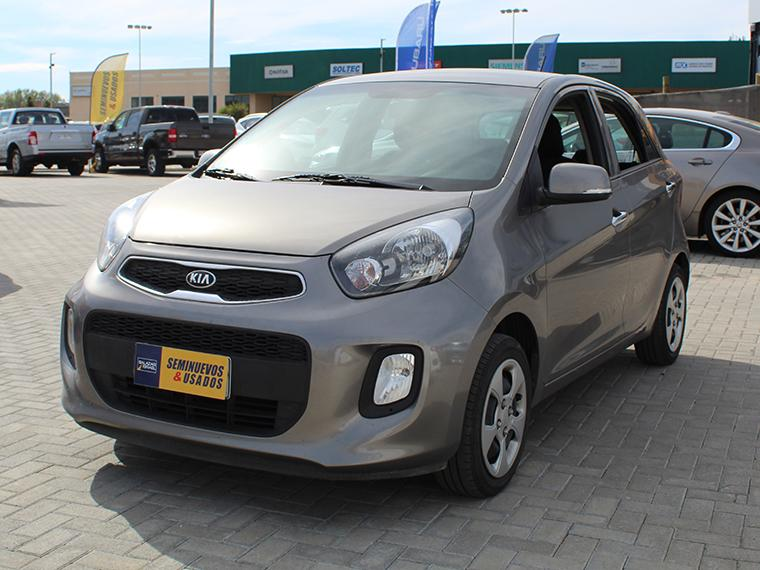 KIA MORNING MORNING EX 1.2 2017