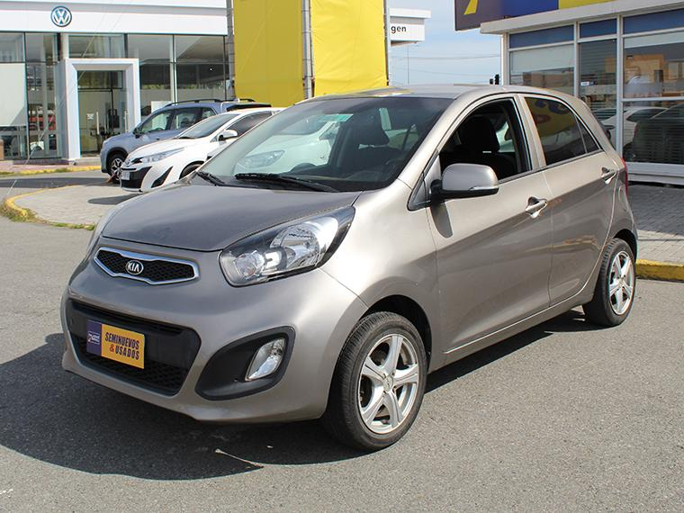 KIA MORNING MORNING EX 1.2 2014