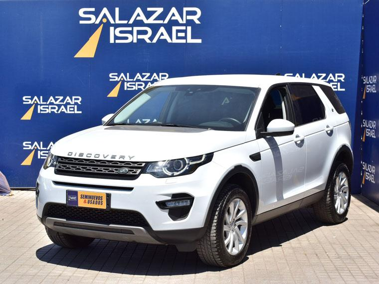 LAND ROVER DISCOVERY  SPORT 2.0 2019