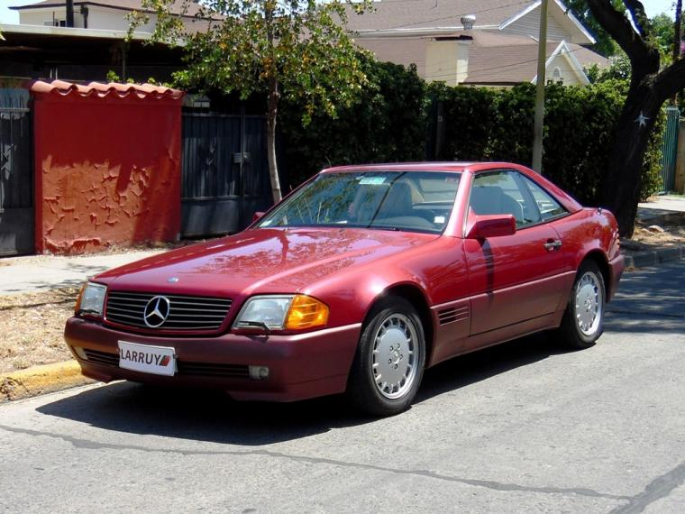 MERCEDES BENZ SL 500 1991