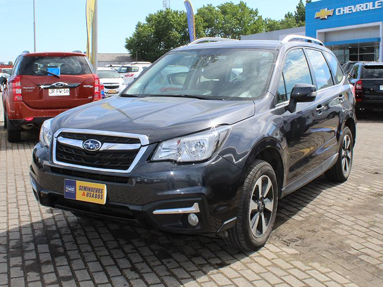 SUBARU FORESTER FORESTER XS AWD 2.0I AUT 2017