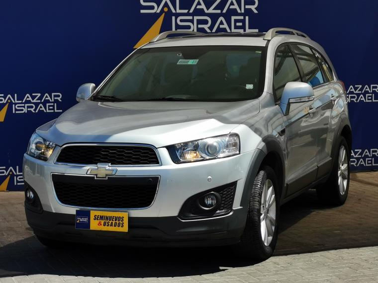 CHEVROLET CAPTIVA CAPTIVA LT FULL AWD 2.2 AT 2015