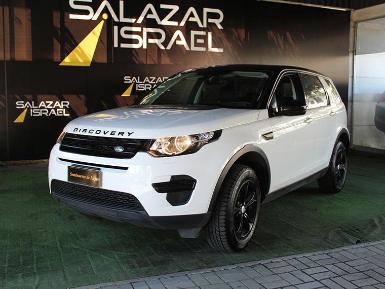 LAND ROVER DISCOVERY  SPORT AWD 2.0 AUT 2019