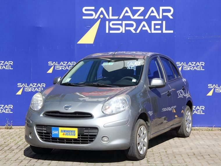 NISSAN MARCH MARCH SENCE 1.6 2012