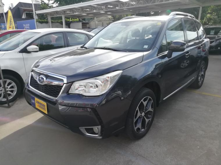 SUBARU FORESTER ALL NEW FORESTER SPORT AWD 2.5 AUT 2016