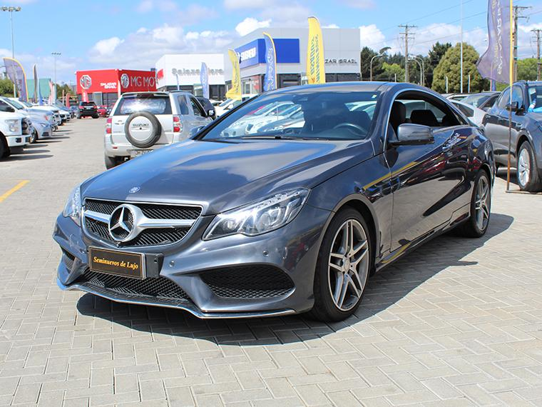 MERCEDES BENZ E 400 E400 COUPE 2014