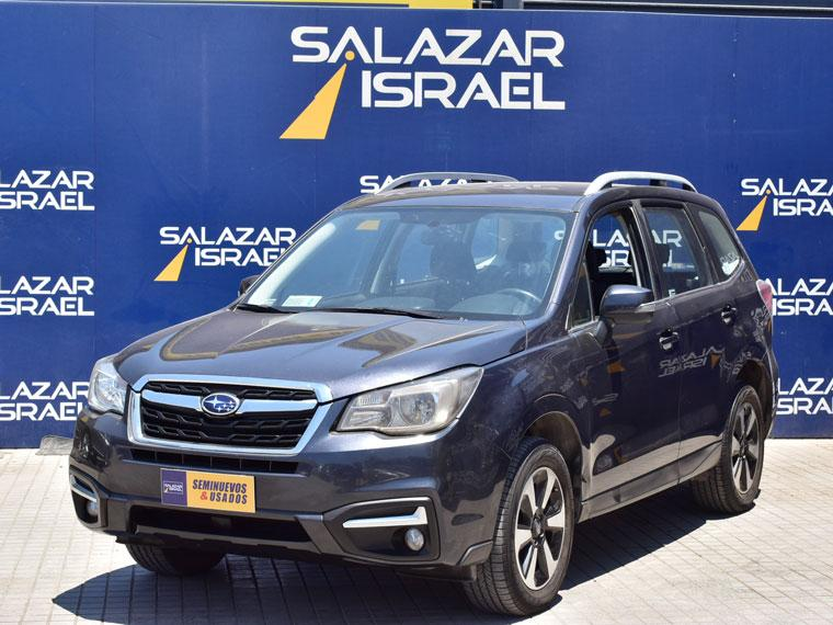 SUBARU FORESTER FORESTER 4X4 2.0 AUT 2017