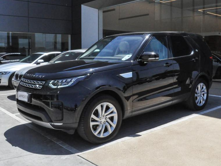LAND ROVER DISCOVERY NEW DISCOVERY AWD 3.0 AUT 2017