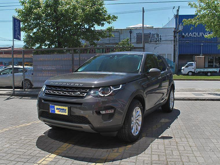 LAND ROVER DISCOVERY  SPORT SE 4X4 2.0 AUT 2017