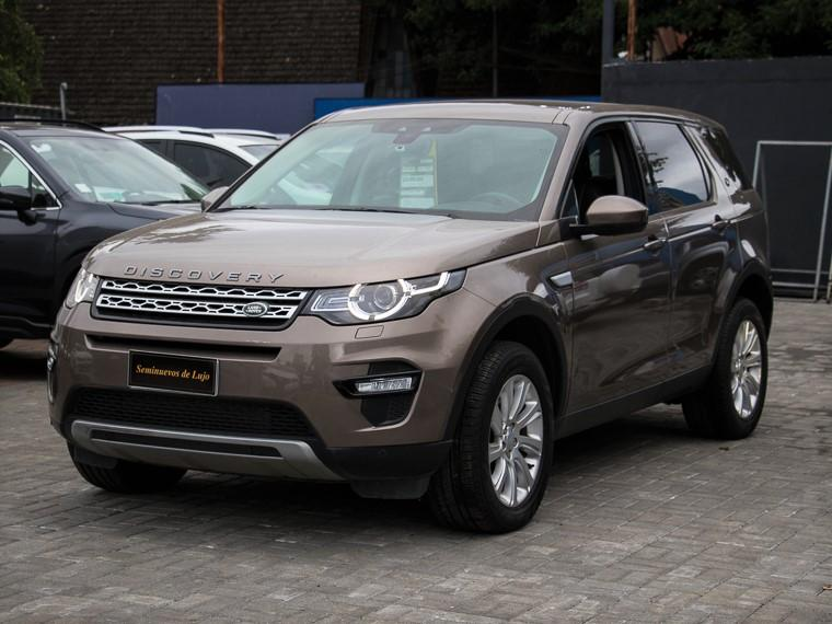 LAND ROVER DISCOVERY DISCOVERY SPORT HSE  2.0 AT 2017