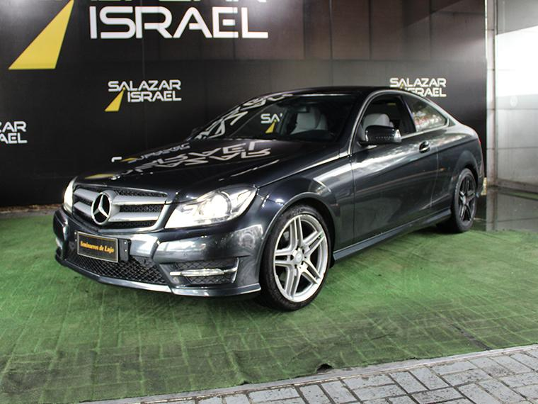 MERCEDES BENZ C 250 C250 CGI COUPE 2015