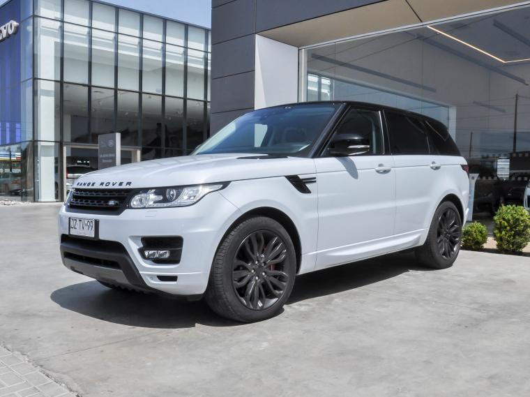 LAND ROVER RANGE ROVER  SPORT AWD 3.0 AUT 2018