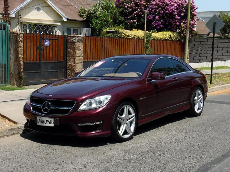 MERCEDES BENZ CL 63 2012